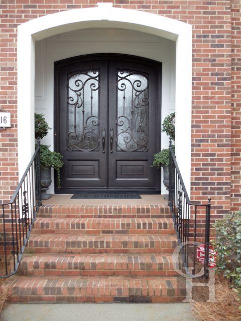 25 best Modern Wrought Iron Doors images on Pinterest ...