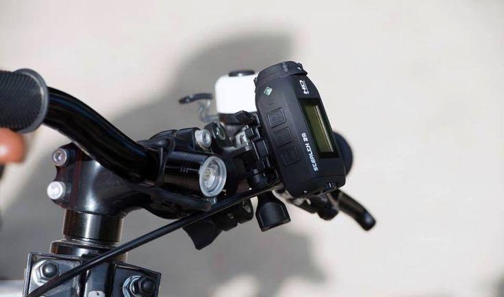 Ubica tu #cámara #Drift en cualquier parte de tu #moto, #bici, #carro y donde se te ocurra. #LiveOutsideTheBox!