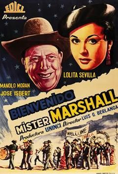 Bienvenido, Mister Marshall - T DVD Cine 040  http://encore.fama.us.es/iii/encore/record/C__Rb2003816