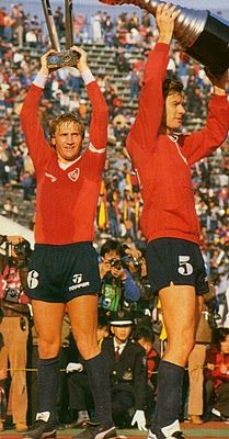 1985 Intercontinental Final Cup - Independiente de Avellaneda vrs Liverpool England