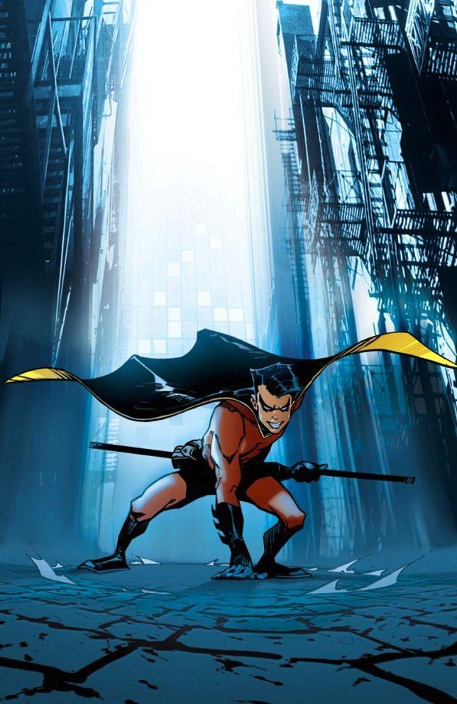 Robin Annual #7 - OLIVIER VATINE