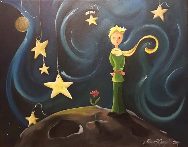 favourite story, ever. | le petit prince / the little prince / de kleine prins. L'essentiel est invisible pour les yeux.
