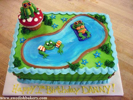 53 best Pretty cakes for boys images on Pinterest Dino cake