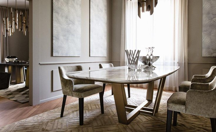 Feeling at Home: Casamilano presents BRIDGE table by Marco Boga for #casamilano. Come and see it in our showroom, downtown Milan