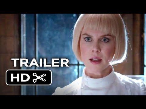 Paddington Official Trailer #1 (2014) - Nicole Kidman, Colin Firth Movie HD - YouTube