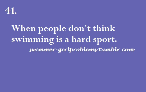 Swimmer girl problems--This is a serious problem and possibly my biggest pet peeve!