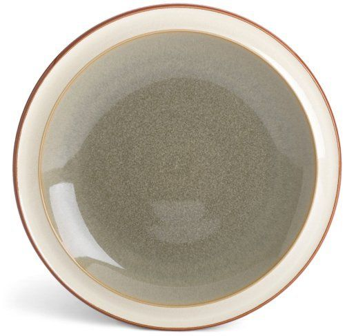 Denby Fire Sage/Cream Teaplate by Denby. $28.50. Strong, durable and chip-resistant. Denby Fire Sage/Cream Teaplate. Dishwasher, microwave, oven and freezer safe. Material: stoneware. Each piece of pottery is painstakingly glazed by skilled craftsman.. Raise the temperature with Denby's hottest pattern. Fire comprises rich, warm colours on the coolest curved shapes - add pieces from the Fire Chilli range to spice up your dining. Get things sizzling with Fire by Denby. Anyone who...