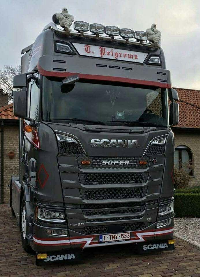 b25507a394 SCANIA TRUCK S520 SUPER Used Trucks