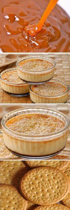 HOLA Chicas, Llego visita inesperada?prepara este delicioso postre en 15 minutos! #galletas #maria #galletasmaria #postre #caramel #caramelo #biscuit #biscotti #receta #recipe #casero #torta #tartas #pastel #nestlecocina #bizcocho #bizcochuelo #tasty #cocina #chocolate #pan #panes Si te gusta dinos HOLA y dale a Me Gusta MIREN …