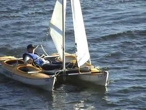 The Canalot - Three boats in one - YouTube