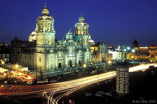 Metropolitan Cathedral | Mexico City