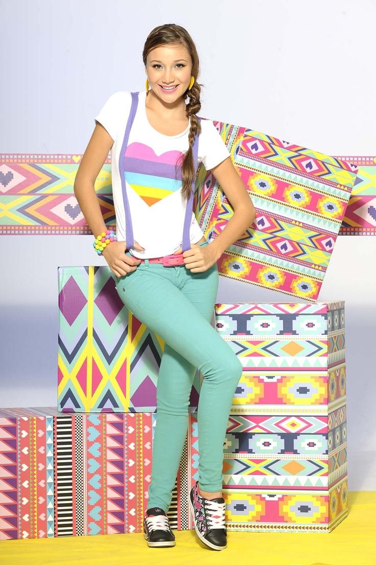 Carmel ♥Teens Tribal Futurista 07/2012