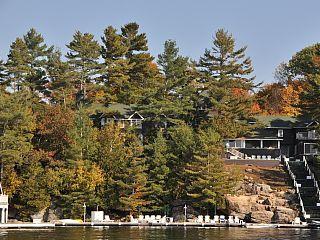Breakwater Estate - Beaumaris - Lake Muskoka: 1 BR Vacation Estate for Rent in Ontario | HomeAway.ca