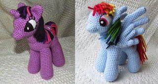 2000 Free Amigurumi Patterns: My Little Pony: Friendship is Magic, free crochet pattern