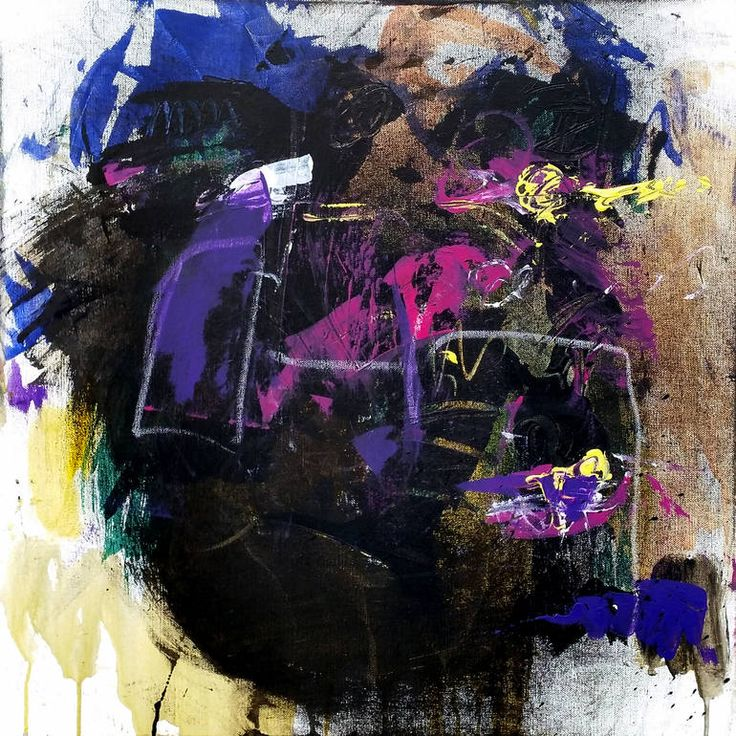 Artist of the Day: Wolfgang Kahle. See more of his works on Saatchi Art: http://www.saatchiart.com/account/artworks/719391 #ArtistoftheDay #dark #purple