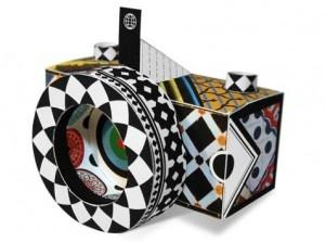 Sinterklaas surprise - Camera of videocamera maken als Sinterklaas surprise.
