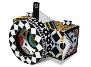 Camera of videocamera maken als Sinterklaas surprise - Hobby
