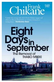 Eight Days in September....absolutely lame book.