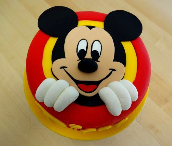 Mickey Mouse Birthday Party Ideas   Meowchie's Hideout