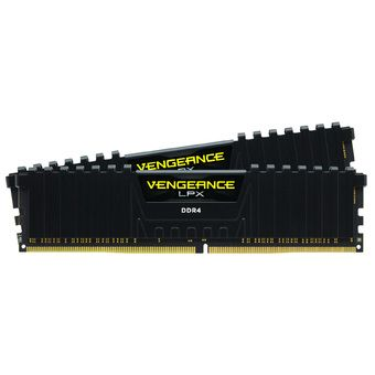 Buy Corsair Vengeance LPX 16GB (2x8GB) DDR4 DRAM 3000MHz C15 Memory Kit - Black online at Lazada. Discount prices and promotional sale on all. Free Shipping.