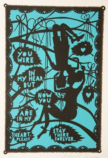 Rob Ryan - Recieving one of his cards makes me feel very loved <3