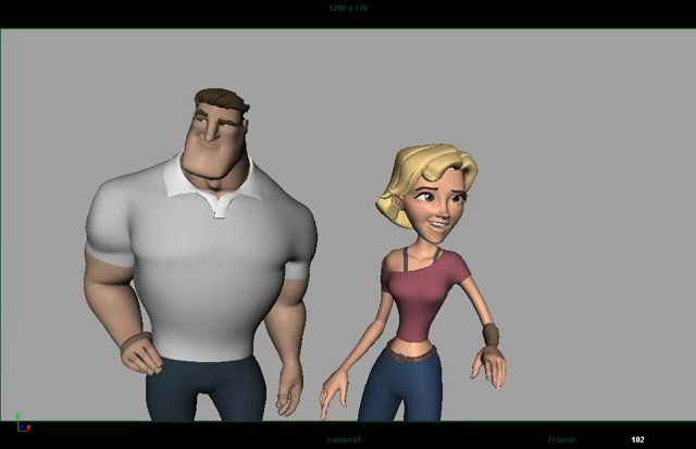 Animating Appeal And Entertainment