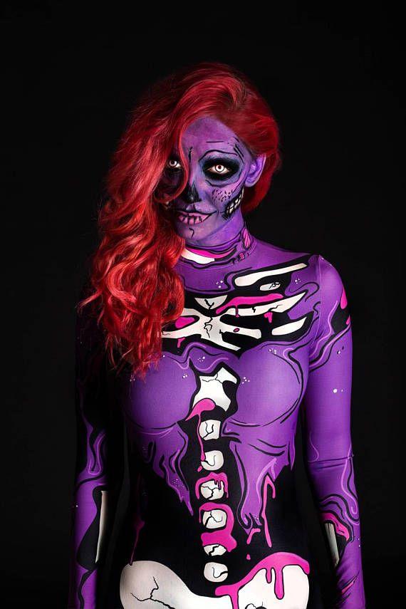 Pop Art Zombie Kostüm Selber Machen Pop Art Zombie Kostüm Selber