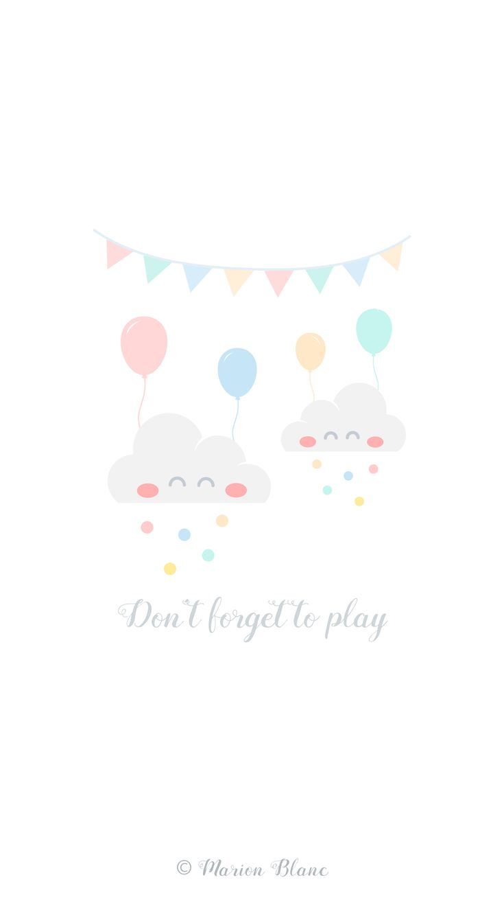 Don't forget to play - Illustration - Marion Blanc