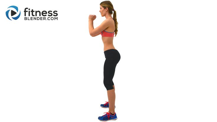 100 Rep Squat Challenge Round 2: Most Effective Squat Challenge Workout to Lift & Shape the Butt & Thighs - Fitness Blender