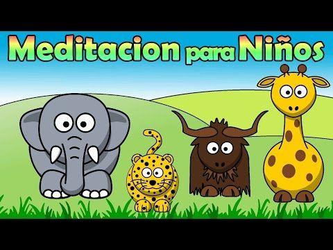 (3) Meditacion Guiada para Niños en Español - Mindfulness Infantil Mejora la Atencion y Concentracion - YouTube
