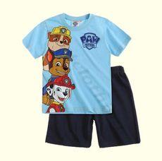 Paw Patrol  S/S Pyjamas Blue