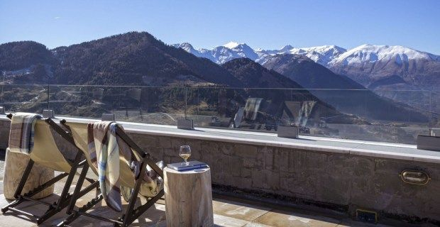 GRAND FOREST metsovo mountain resorts greece