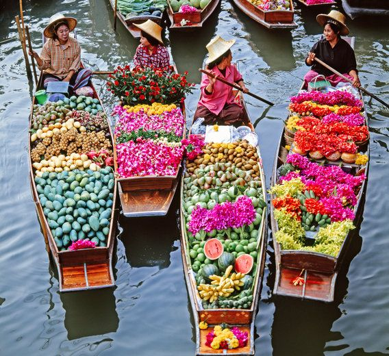 """""""The magic found in Thailand was in the healthy food and culture."""""""