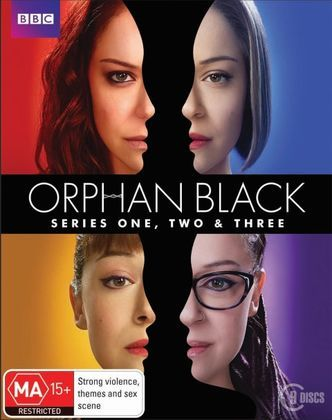 Smart, sexy and pulsating with suspense, Orphan Black is a gripping action thriller featuring rising star Tatiana Maslany.