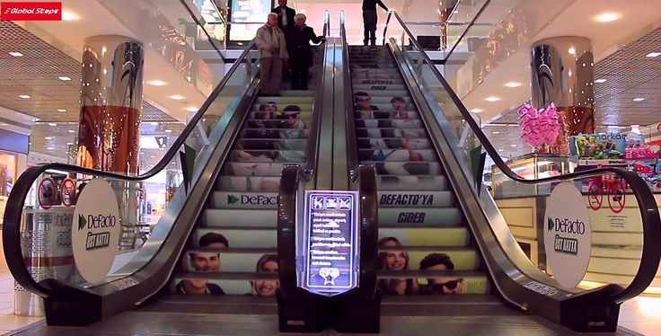 Top 10 Reasons for Advertising on Escalators http://bit.ly/1rHkLTj Escalators are the moving stairs or walkways, which are mainly used in the commercial buildings.  #EscalatorAdvertising #AdvertisingonEscalators