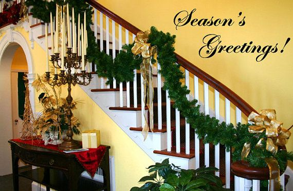 9 best Holiday Decals images on Pinterest | Christmas ideas, Xmas ...
