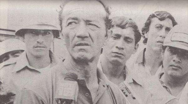 Daniel Camargo la Bestia de los Manglares violador y asesino de niñas. Tras ser detenido confesó 71 crímenes