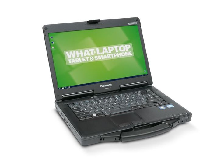 Panasonic Toughbook CF-53 review | The undisputed heavyweight champion of rugged laptops Reviews | TechRadar