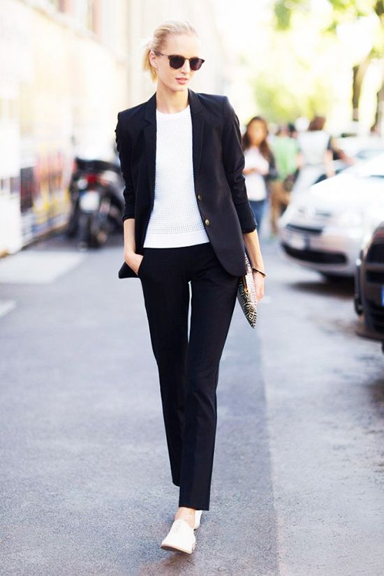 Are Your Clothes Holding You Back? 6 Office Outfit Mistakes via @WhoWhatWear