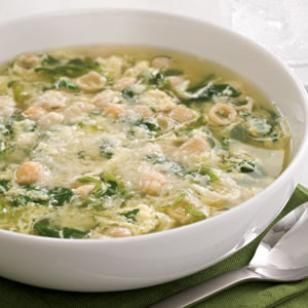 Italian Egg-Drop Soup