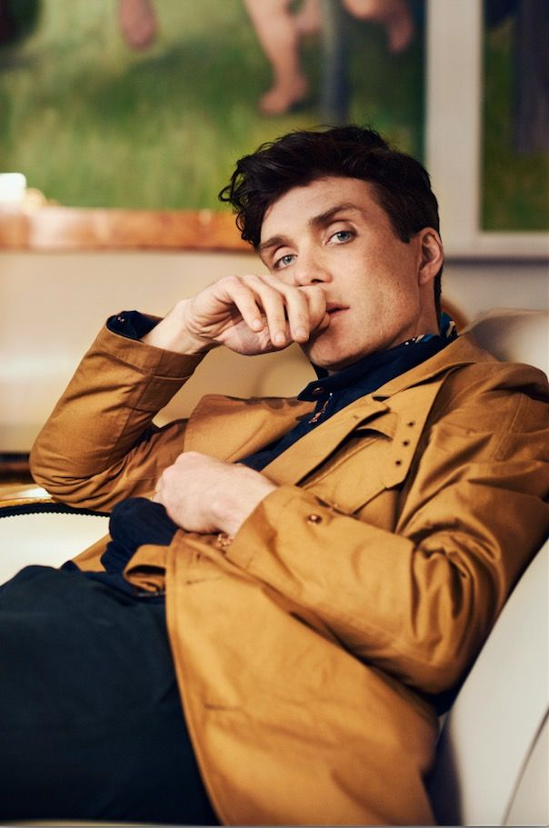Peaky Blinders Star Cillian Murphy In This Season's Finest Coats - Esquire.co.uk