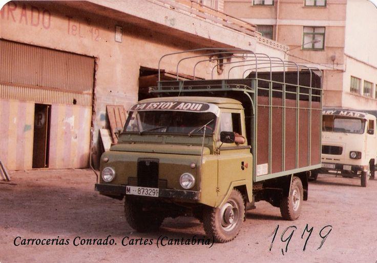 Land Rover FOTOS VIEJAS, VIEJAS RUEDAS