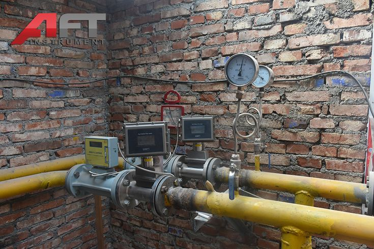 Gas Turbine Flow Meter Installation_Electromagnetic flow meter, vortex flow meter, turbine flow meter, ultrasonic flow meter, throttle device