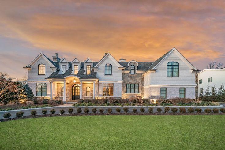 399 million stone and shingle hamptons style estate