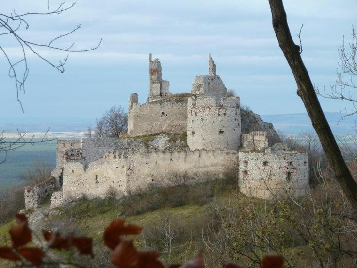 Plavecký hrad Malé Karpaty