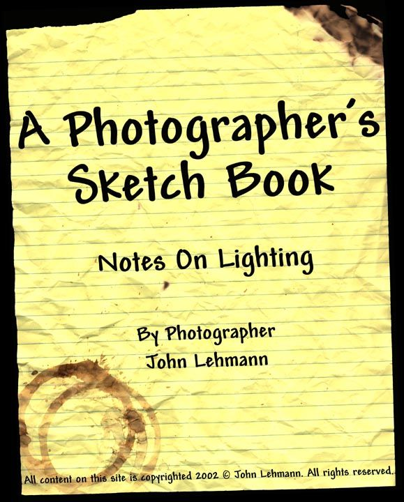 Digital Photography Lighting Tips, Tricks & Ideas. Will have to skim through this when I get a chance.