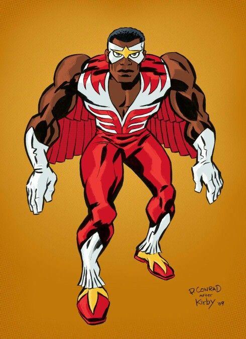 The Falcon - Original Suit