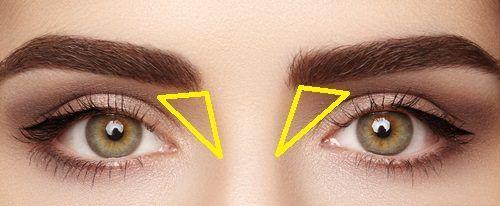 離れ目の遠心顔!5ステップの簡単「整形級メイク」 | shutterstock_5220327521