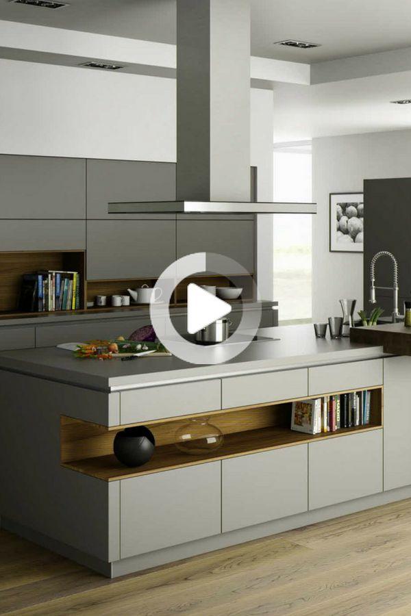Graue Küchenideen / 34 Graue Kuchen Ideen In 2021 Graue Kuchen Kuchen Planung Kuche Einrichten ...