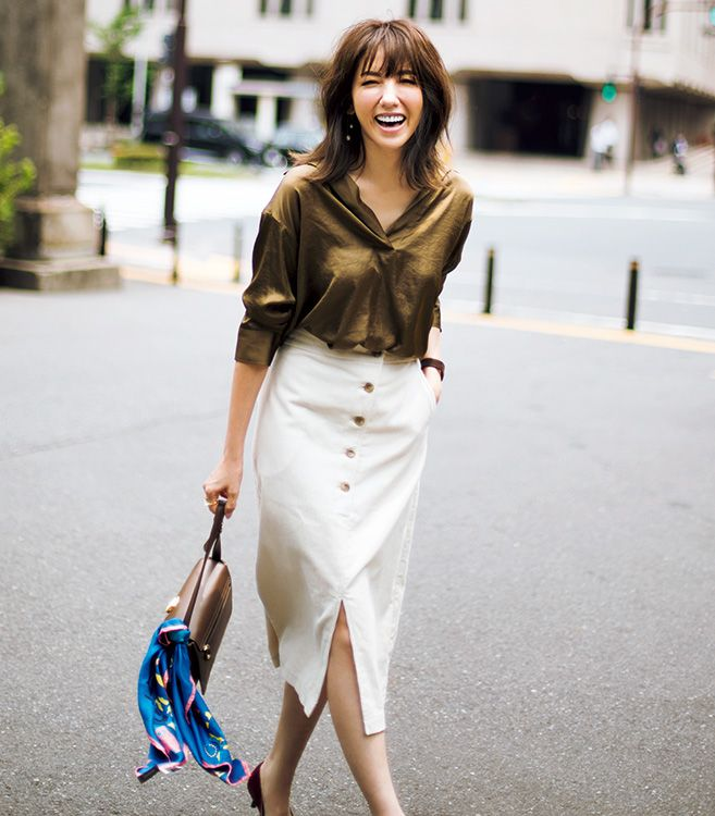【毎日コーデ】ユニクロ〝みんな毎年買ってるシャツ〟に秋色登場!定番シャツコーデ
